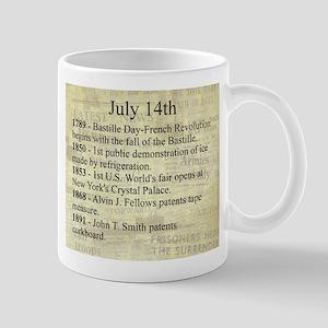 July 14th Mugs