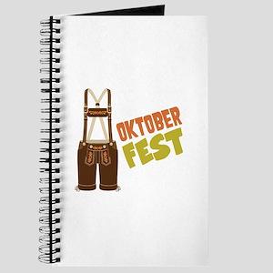 OKTOBER FEST Journal