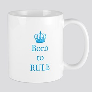 Born to rule, baby boy Mugs