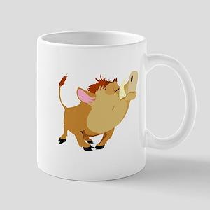 Funny Stubborn Wild Boar Mug