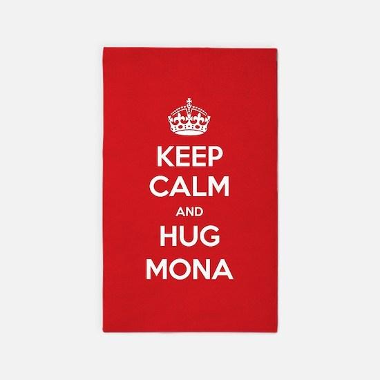 Hug Mona 3'x5' Area Rug