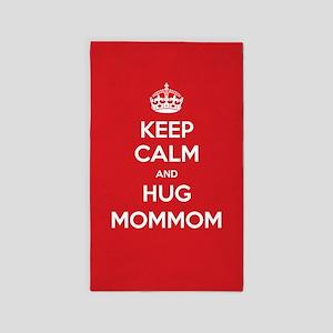 Hug MomMom 3'x5' Area Rug