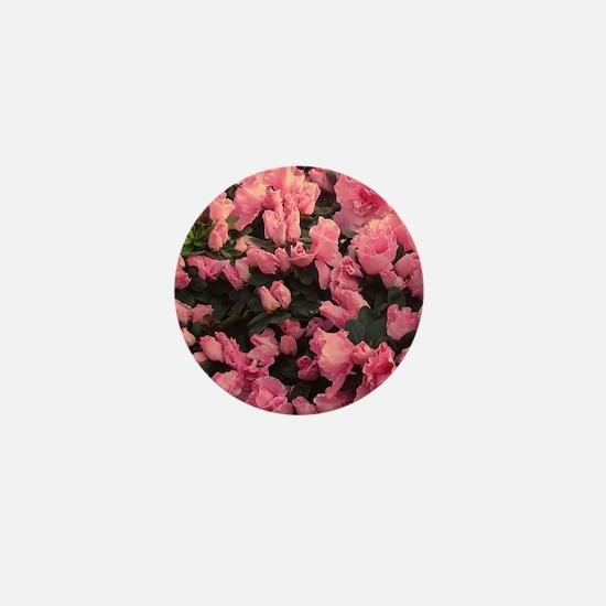 azaleas Mini Button