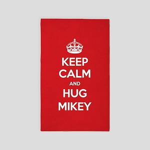 Hug Mikey 3'x5' Area Rug