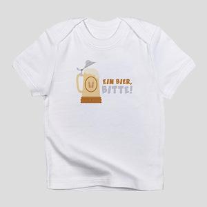 EIN BIER, BITTE! Infant T-Shirt