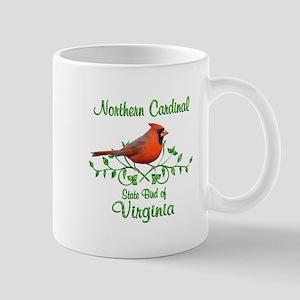 Cardinal Virginia Bird Mug