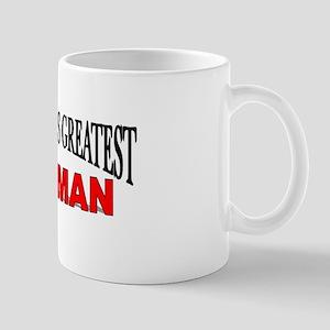 """The World's Greatest Lineman"" Mug"