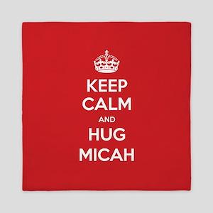 Hug Micah Queen Duvet