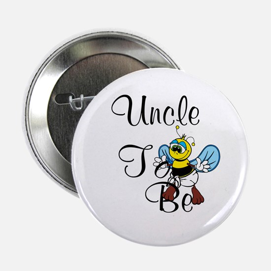 "Playful Uncle To Bee 2.25"" Button"