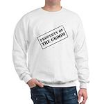 Property of the Groom Sweatshirt