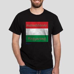 Szekesfehervar, Hungary Dark T-Shirt