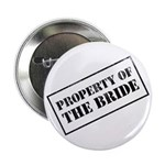 Property of the Bride Button