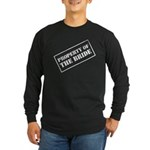 Property of the Bride Long Sleeve Dark T-Shirt