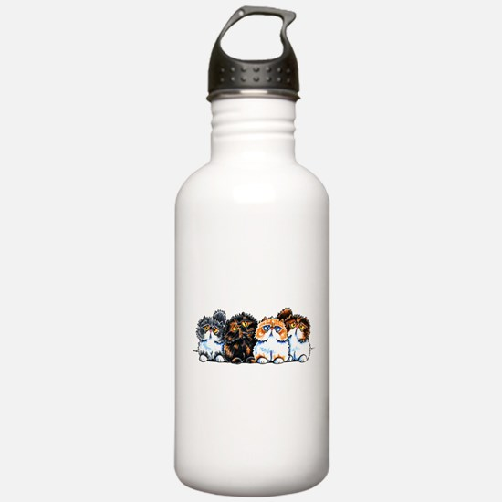 Exotic Foursome Water Bottle