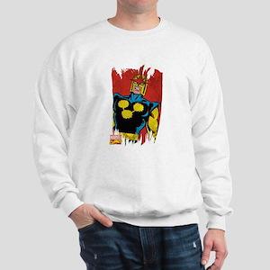 Nova Paint Sweatshirt