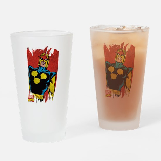 Nova Paint Drinking Glass