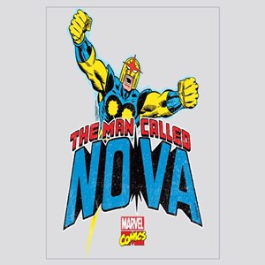 The Man Called Nova Wall Art
