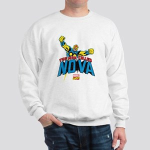 The Man Called Nova Sweatshirt