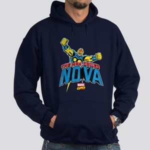 The Man Called Nova Hoodie (dark)