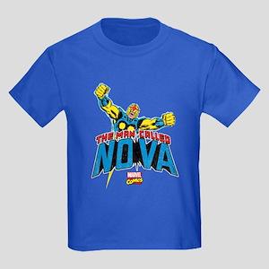 The Man Called Nova Kids Dark T-Shirt