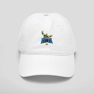 The Man Called Nova Cap