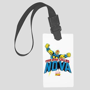 The Man Called Nova Large Luggage Tag