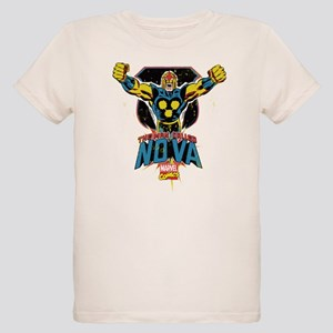 Vintage Nova Organic Kids T-Shirt