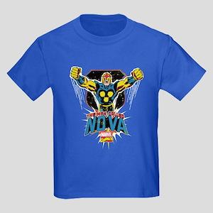 Vintage Nova Kids Dark T-Shirt