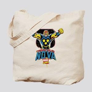 Vintage Nova Tote Bag