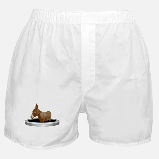 Ass Hole Boxer Shorts