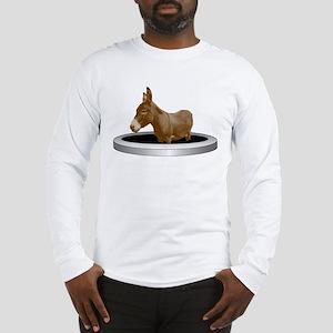 Ass Hole Long Sleeve T-Shirt