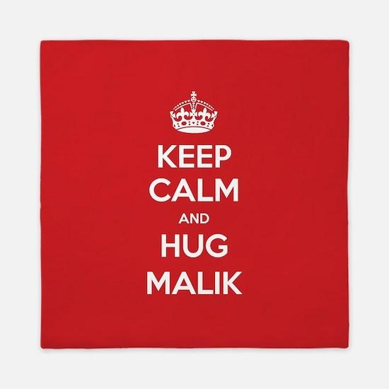 Hug Malik Queen Duvet