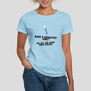 Make a chemistry joke? T-Shirt