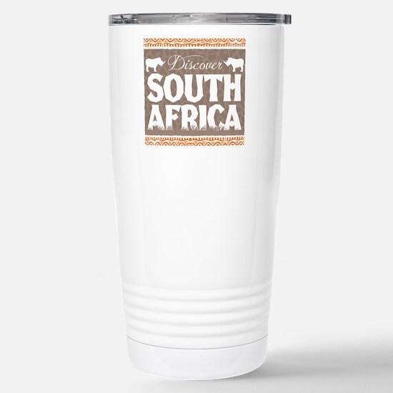 Discover South Africa Travel Mug