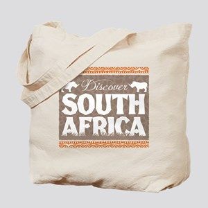 Discover South Africa Tote Bag