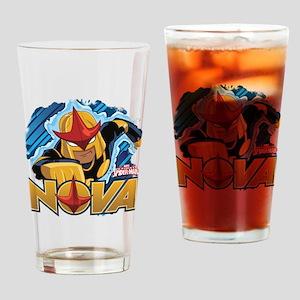 Nova Action Drinking Glass