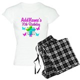 70th birthday T-Shirt / Pajams Pants