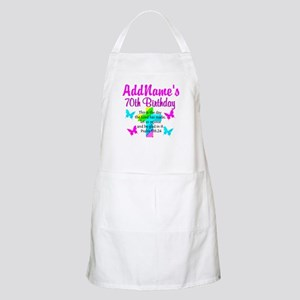 70TH PRAISE GOD Apron