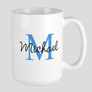 Personalize Iniital, and name Mugs