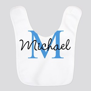 Personalize Iniital, And Name Bib