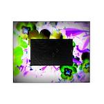 Violets Picture Frame