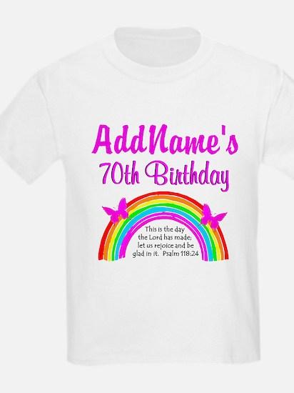 70TH RAINBOW T-Shirt
