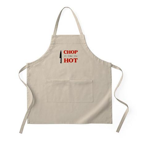Chop It Like Its Hot Apron
