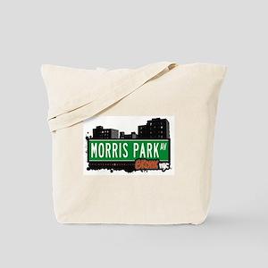 Morris Park Av, Bronx, NYC Tote Bag