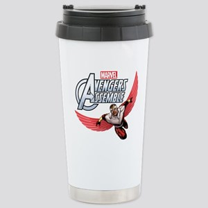 Falcon Assemble Stainless Steel Travel Mug