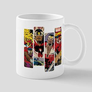 Falcon Comic Panel Mug