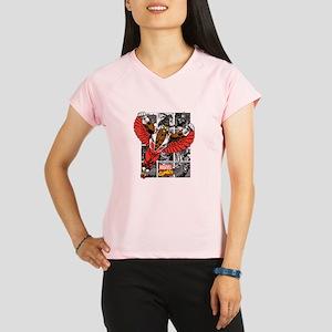 Comic Falcon Performance Dry T-Shirt