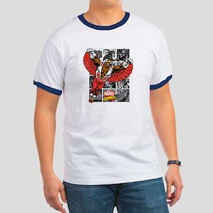 Comic Falcon Ringer T