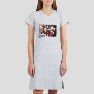 Falcon Grunge Women's Nightshirt