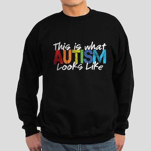 ThisIsWhatAutismLooksLike Sweatshirt